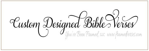 Custom Designed Verses