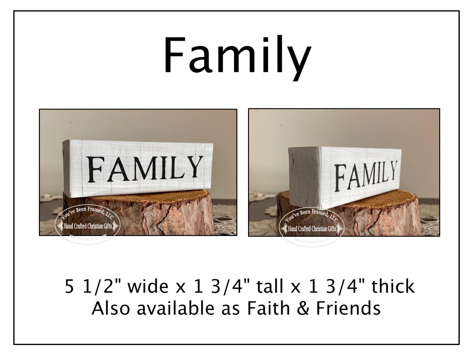 Family Shelf Sitter