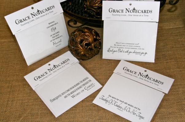 Grace Notecards
