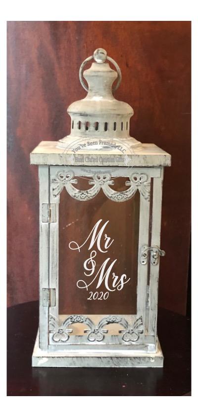Lantern 13  Mr & Mrs 2020