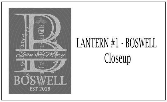 Lantern 1 Closeup