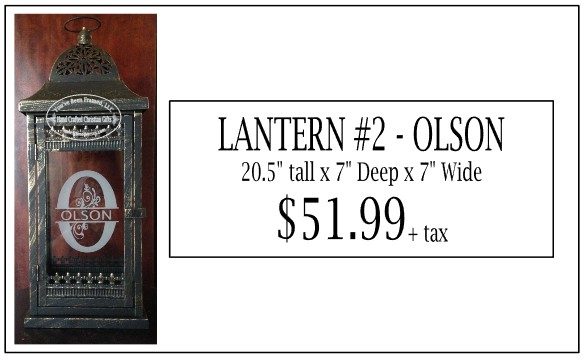 Lantern Olson