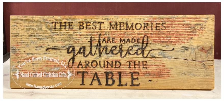 The Best Memories