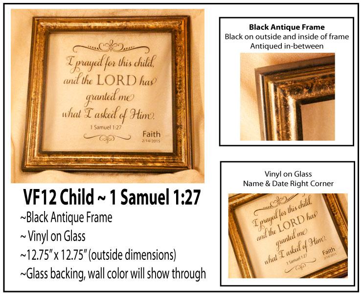 Child - 1 Samuel 127